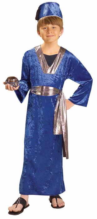 Children's Blue Wiseman