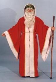 Father Christmas Robe Costume