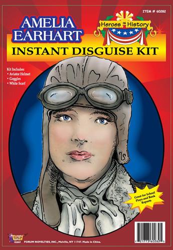 Amelia Earhart History Kit