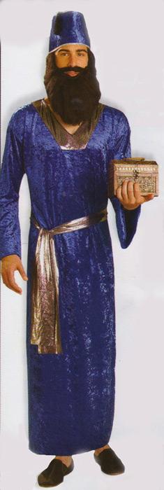 Blue Wiseman