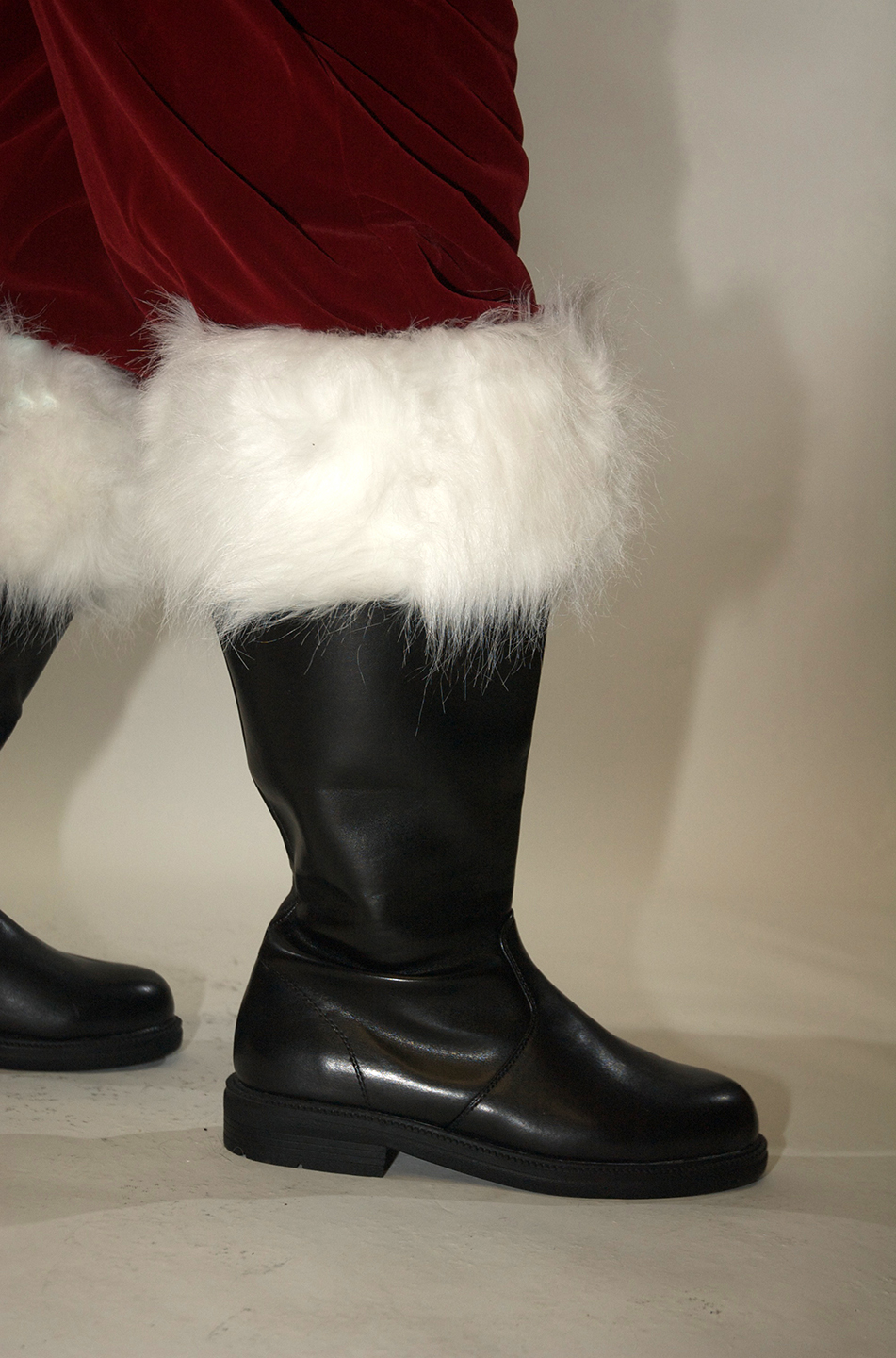 5a3780632959 Professional Wide Top Santa Claus Boot. »
