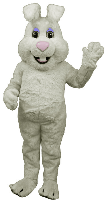 Big Hopper Deluxe Bunny Mascot Costume