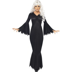 Midnight Vamp Costume Dress