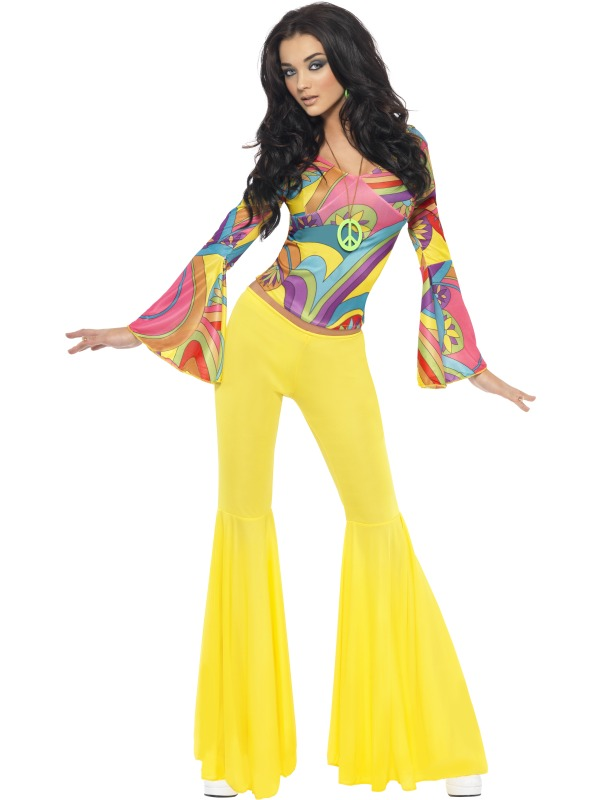 Groovy Babe two piece costume