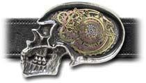 Anima Machinatio Futurus Belt Buckle