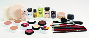 Ben Nye- Large Creme Makeup Kit