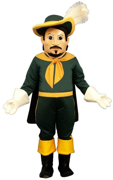 Deluxe Cavalier Mascot Costume