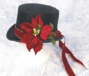 Mens Caroler Hat