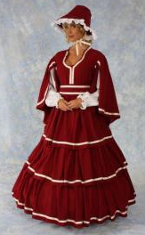 Dickens Dress - Deluxe