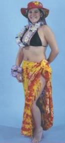 Hawaiian Sarong
