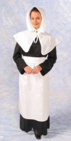 Puritan Lady costume