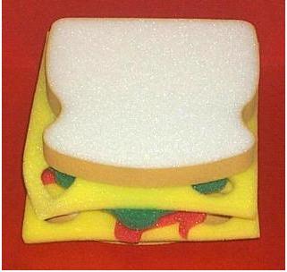 Jumbo Foam Sandwich