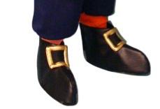Shoe Mascot Spats