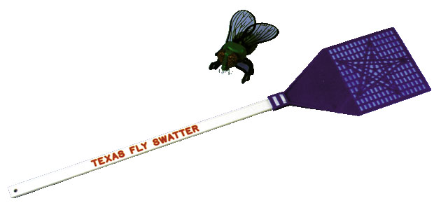Texas Fly Swatter