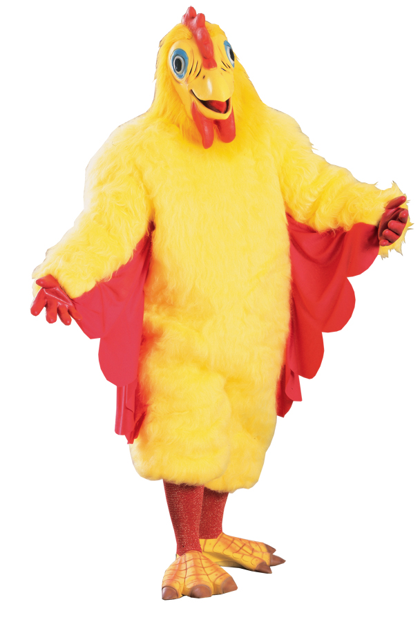 Comical Chicken