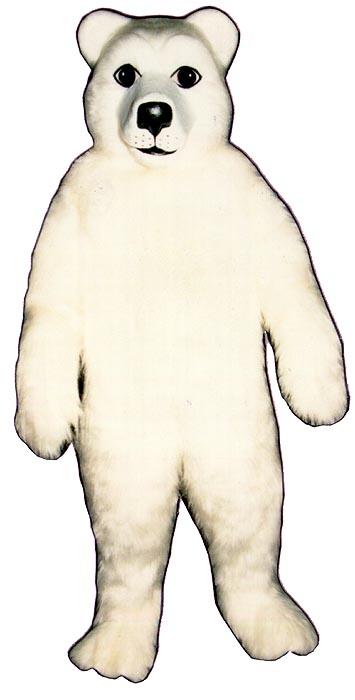 Realistic Polar Bear