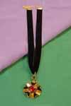 Dracula Velvet Pendant