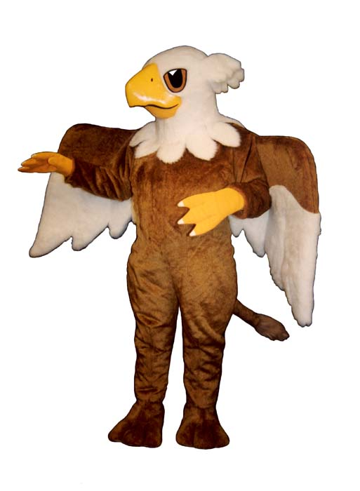 Deluxe Griffin Mascot Costume