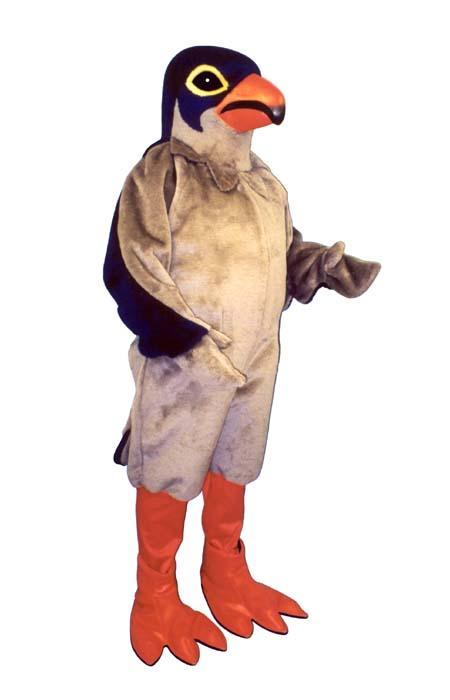Deluxe Hawk Mascot Costume