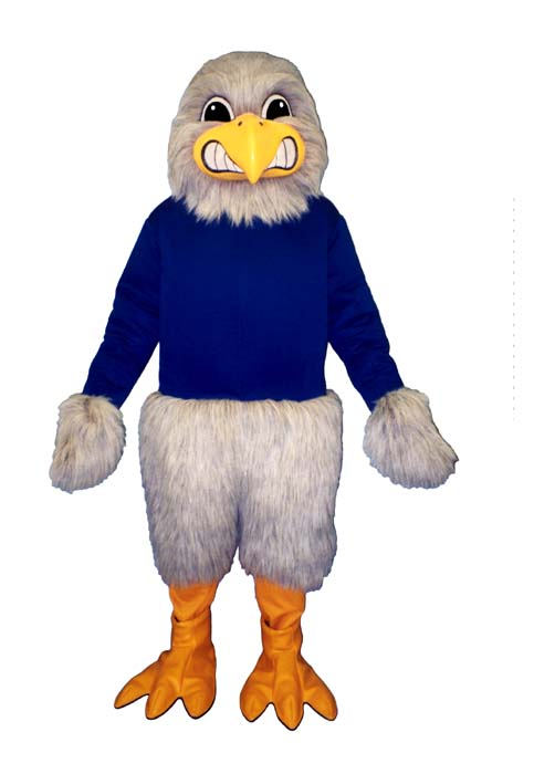 Deluxe Night Hawk Mascot Costume