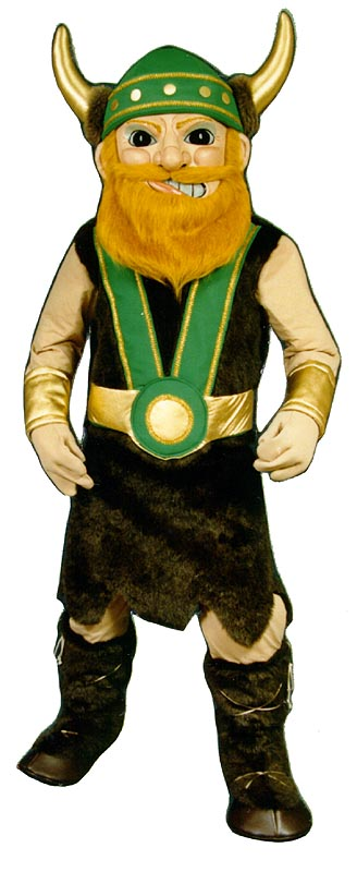 Deluxe Viking Mascot Costume