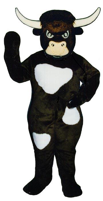 Deluxe Bull Mascot Costume