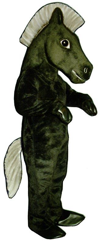 Deluxe Mustang Mascot Costume