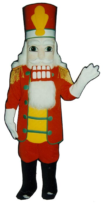 Marching Nutcracker