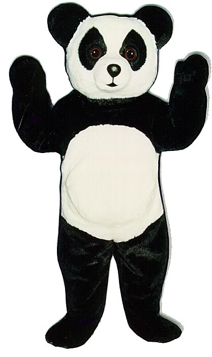 Big Toy Panda