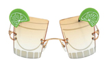 Tequila Shot Sunglasses