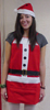 Holiday Apron and Hat Set