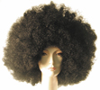 Super Deluxe Clown Afro Wig