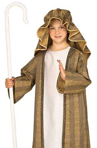 Shepherd Boy - Childrens Costume