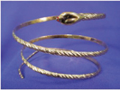 Unisex Large Snake Asp