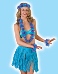 Hula Mini Skirt Set