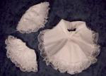 Colonial Lace Jabot and Cuff Set