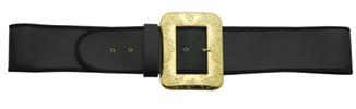 Deluxe Santa Belt with Decorative Cast Buckle