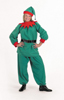 Velour Elf Suit costume