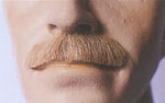 Executive Mustache I