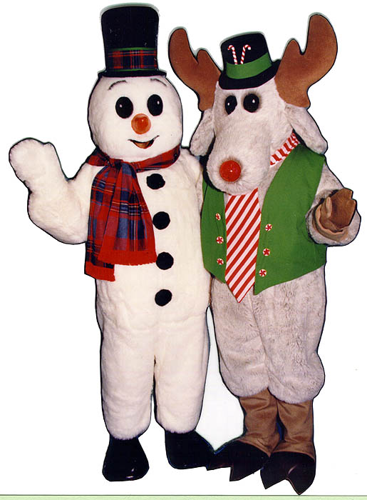 Peppermint Moose (On Right Side of Picture)