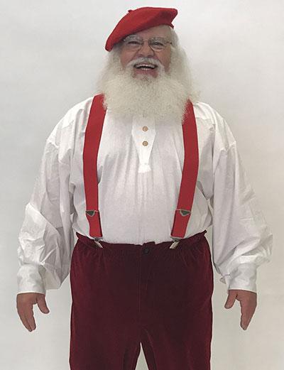 Snow White Santa Shirt
