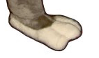 Hard Soled Animal Mascot Feet