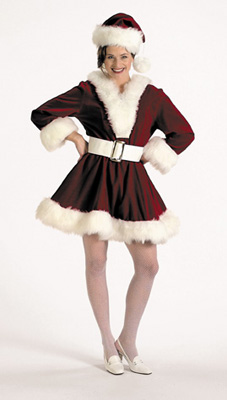 Perky Pixie Costume