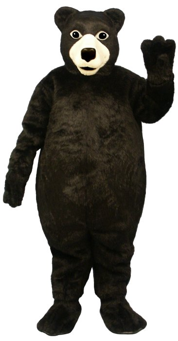 Fat Brown Bear