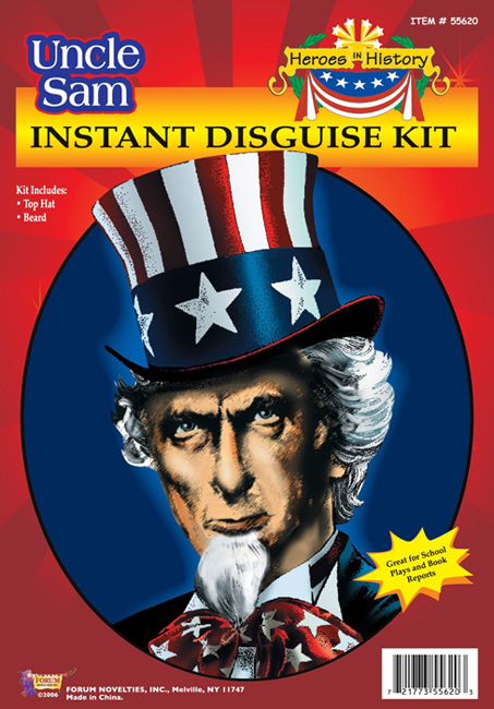 Uncle Sam History Kit