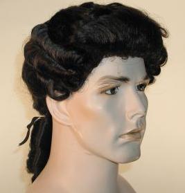 Discount Colonial Man Wig