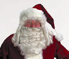 Premium Velvet Replacement Santa Hat
