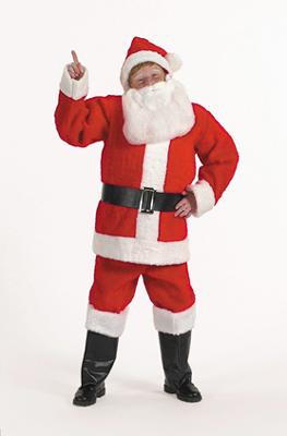 Child's Santa Suit