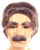 Deluxe Mark Twain Wig