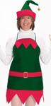 Holiday Elf Apron Set